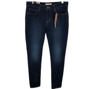 NWT Levi's 711 Skinny Jeans Size 31